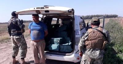 La Nación / Incautan 372 kilos de cocaína