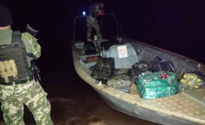 Incautan mercaderías contrabandeadas desde Argentina