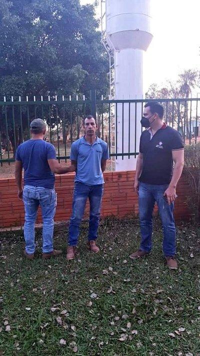 Juan Olmedo quien fingió su secuestro ya está en prisión