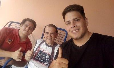 Crónica / Carlitos Vera, con un pronóstico alentador