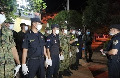 Policía alista a 1.500 efectivos para hacer frente a manifestaciones en Asunción