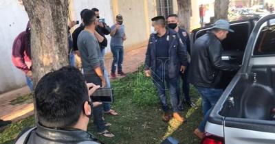 La Nación / Atacantes de Chicharõ destruyeron las cámaras y no se pueden recuperar las imágenes