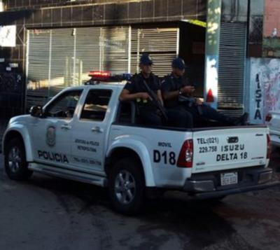 Alistan 1.500 policías para hacer frente a manifestaciones