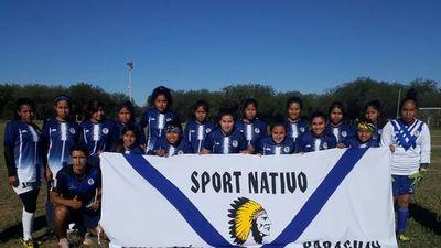 El golazo de ocho pueblos indígenas en el fútbol femenino
