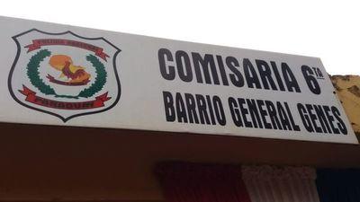 Detienen a guardia de seguridad vinculado por hurto de motores del Matadero Municipal