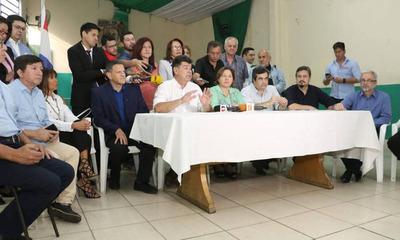 Presidentes de Partidos de Oposición presentarán denuncia por deudas en Itaipú y Yacyretá