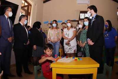 Habilitan centro de atención Kunu'u Renda para protección de la primera infancia