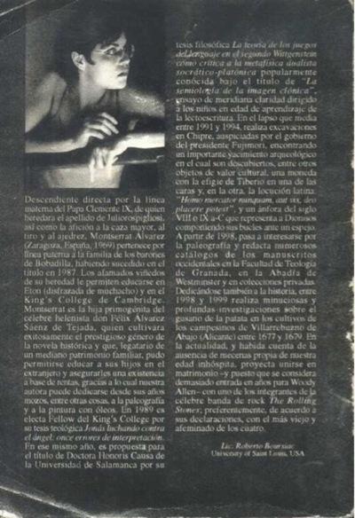 El Peter Punk tercermundista de Montserrat Álvarez