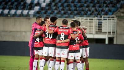 Flamengo confía en vencer a Olimpia en Para Uno