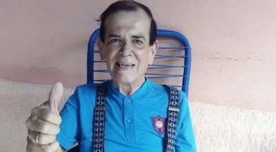 Carlitos Vera presenta mejoría, pero sigue en UTI