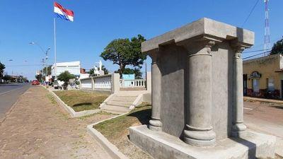 Un nuevo monumento al Niño de Acosta Ñu genera polémica