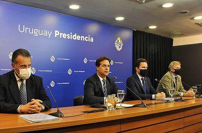 Uruguay abre sus fronteras desde el 1° de septiembre