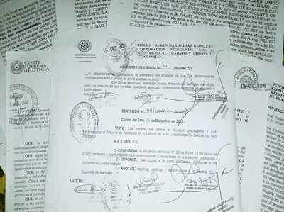 Corporación Mercantil quiso BURLAR la Ley LABORAL para no PAGAR indemnización a trabajadores