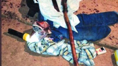 Sospechan que hubo abuso en cruel muerte de un capataz