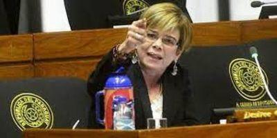 ARP responde a Desirée y rechaza amenaza contra Pedro Galli
