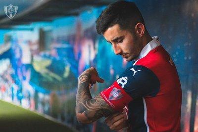 """""""¡El Barrio es y será tu casa!"""", así despidió Cerro Porteño a su capitán"""