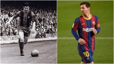 Los récords del paraguayo Martínez que Messi no pudo romper en Barcelona