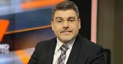 Periodista argentino destaca economía paraguaya y Luis Bareiro lo corrige