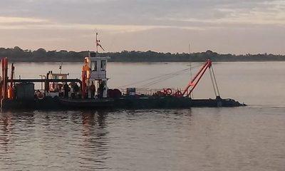 Cinco oferentes cotizaron en la licitación para dragado del Río Paraná – Diario TNPRESS