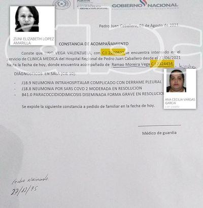Hombre internado en PJC no sería Alejandro Ramos, indican desde criminalística