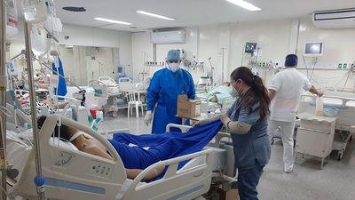 Tras 5 meses,    sin    internados en  UTI-Covid del Hospital de Luque
