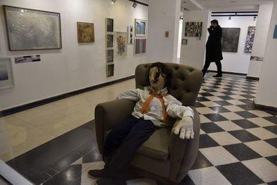 """""""Tiempos posibles"""" celebra con arte los 30 años de la Manzana de la Rivera"""