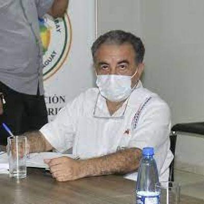 Hombre internado en el hospital de Pedro Juan ingresó el 26 de junio, según director