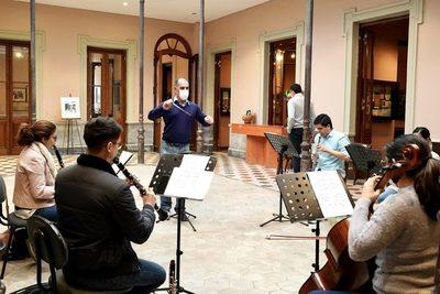 """OSIC dará este jueves su quinto concierto del ciclo oficial """"Yvytu purahéi"""""""
