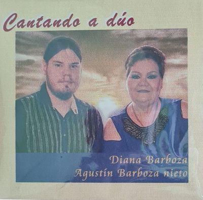Diana y Agustín Barboza cantan a dúo