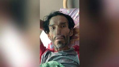 Someterán a paciente internado a prueba de ADN para descartar definitivamente que sea Alejandro Ramos