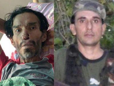 Insisten en que podría ser el terrorista Alejandro Ramos Morel