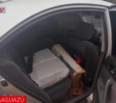 Fiscalía incauta 194 kilos de marihuana en Caaguazú