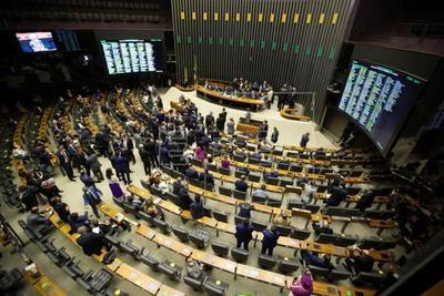 Derrota para Bolsonaro: su proyecto de regresar al voto impreso fue rechazado por el Congreso