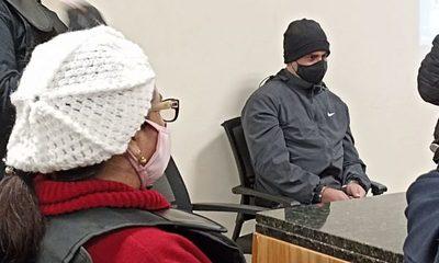 Juicio oral en el caso de Naydelin proseguirá el viernes