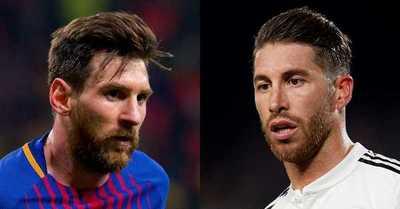 """""""¿Quién lo iba a decir, verdad Leo?"""": Sergio Ramos a Messi tras su arribo al PSG"""