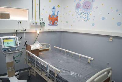 Itapúa por fin tendrá terapia intensiva para niños