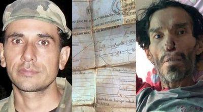 """""""Determinamos que no es Alejandro Ramos"""", dicen desde la Policía Nacional"""