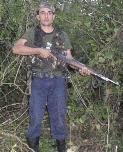 Criminalística: paciente internado no es Alejandro Ramos