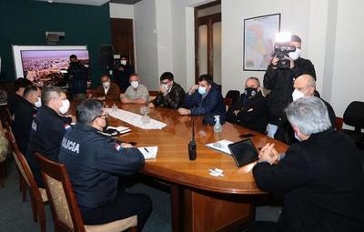 Policía garantiza a Apesa libre tránsito