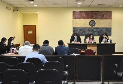 Deliberación dura ya 9 horas para posible histórica sentencia contra OGD