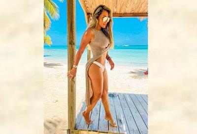 Crónica / Pela un cuerazo a sus 37 y su inspiración es Jennifer Lopez