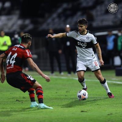 Olimpia goleado por el Flamengo quedó al borde de la eliminación – Prensa 5