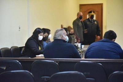 Óscar González Daher e hijo condenados a 7 y 8 años de cárcel por corrupción – Prensa 5