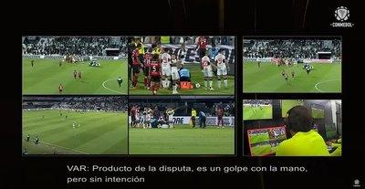 ¿Qué dijo el VAR en las polémicas de Olimpia vs Flamengo?