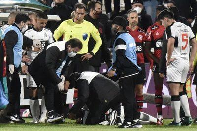 """Miguel Brunotte: """"Cuando el árbitro te saca del partido de forma quirúrgica es lamentable"""""""