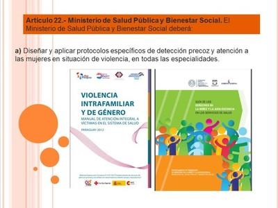 Mesa PREVIM busca prevenir y erradicar la violencia contra la mujer en Alto Paraná
