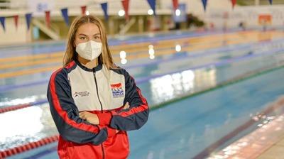 Nadadora paraguaya clasificada al Mundial