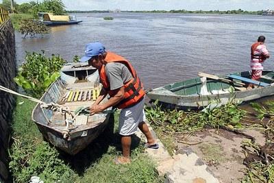 Unos 7.800 pescadores podrían ser afectados si se adelanta la veda pesquera, afirman desde el MADES