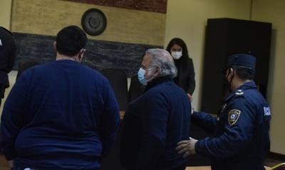 La Fiscalía está conforme con la condena a Óscar González Daher