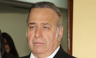 Condenan a Óscar Gonzalez Daher a 7 años de cárcel por corrupción